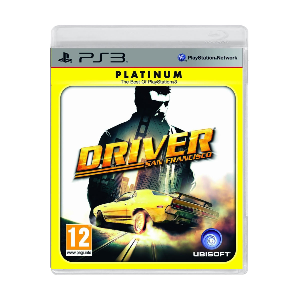 LDLC.com Driver : San Francisco - Platinum (PS3) Driver : San Francisco - Platinum (PS3)