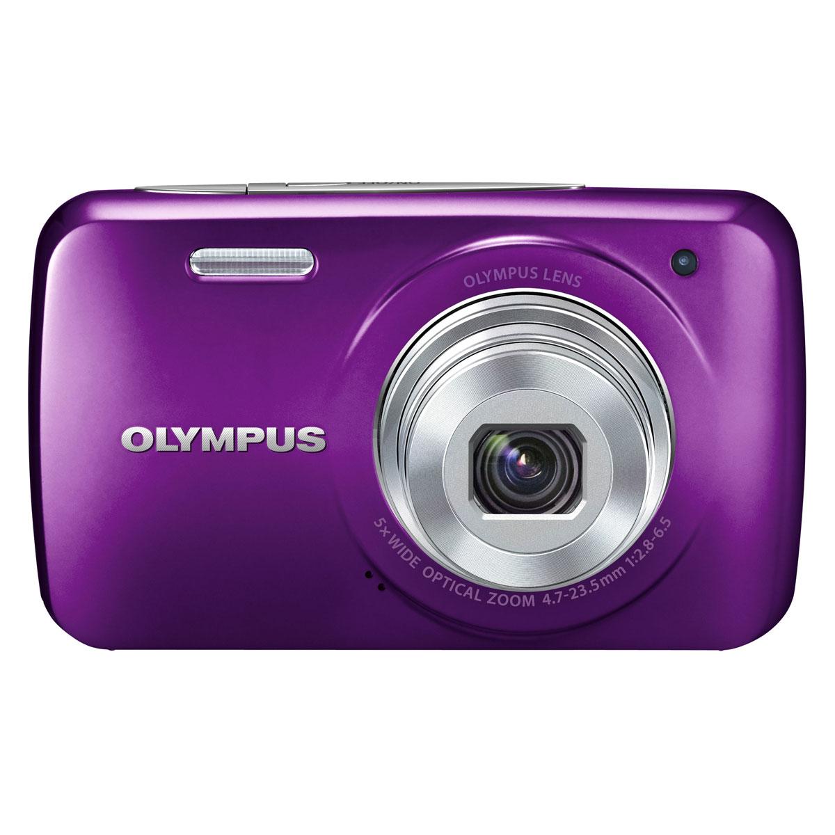 olympus vh 210 violet appareil photo num rique olympus sur ldlc. Black Bedroom Furniture Sets. Home Design Ideas