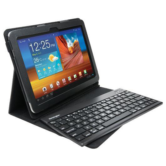 kensington keyfolio pro 2 pour galaxy tab accessoires tablette kensington sur ldlc. Black Bedroom Furniture Sets. Home Design Ideas