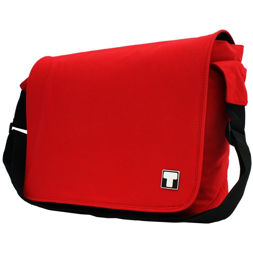 Sac, sacoche, housse White Crew KentucKy 12.1'' (coloris rouge) Besace pour netbook (jusqu'à 12.1'')