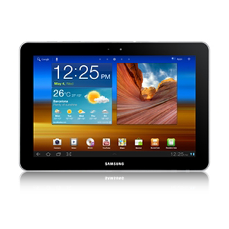 "Tablette tactile Samsung Galaxy Tab 10.1 GT-P7510 16 Go Tablette Wi-Fi avec écran tactile 10"" sous Android 3.1"