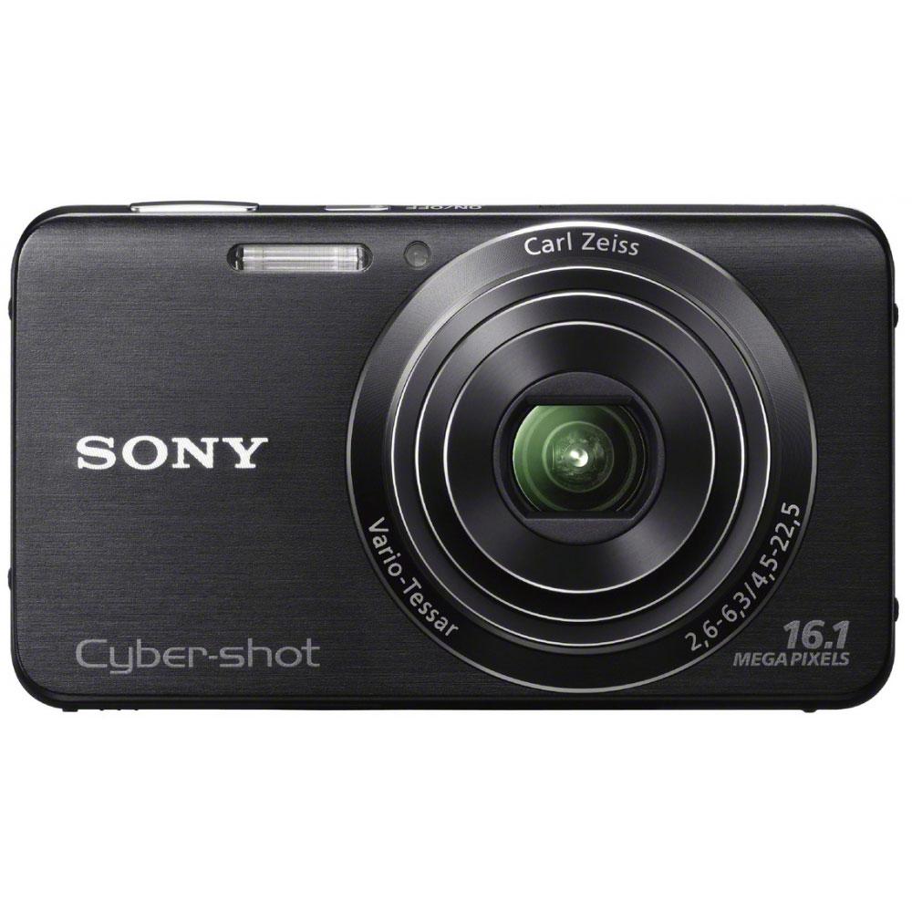 Appareil photo numérique Sony Cyber-shot DSC-W630 Noir Appareil photo 16 MP - Zoom 5x - Vidéo HD 720p