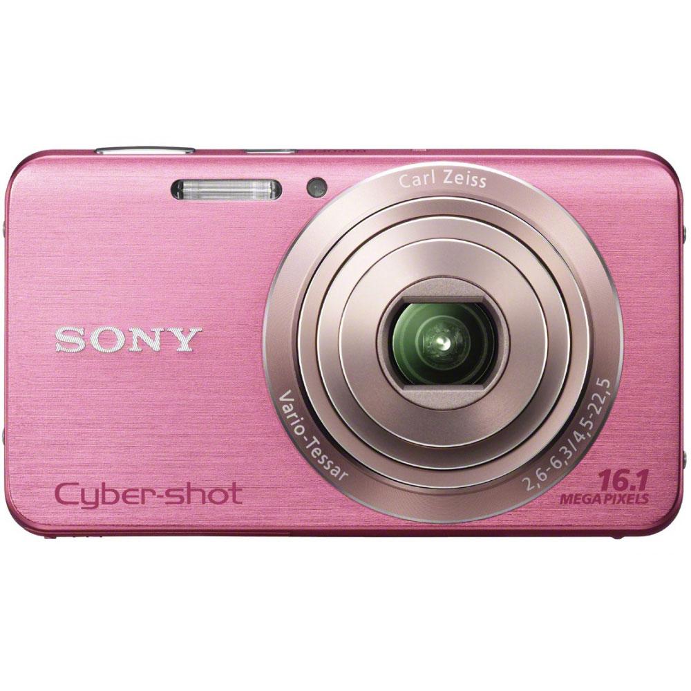 Appareil photo numérique Sony Cyber-shot DSC-W630 Rose Appareil photo 16 MP - Zoom 5x - Vidéo HD 720p