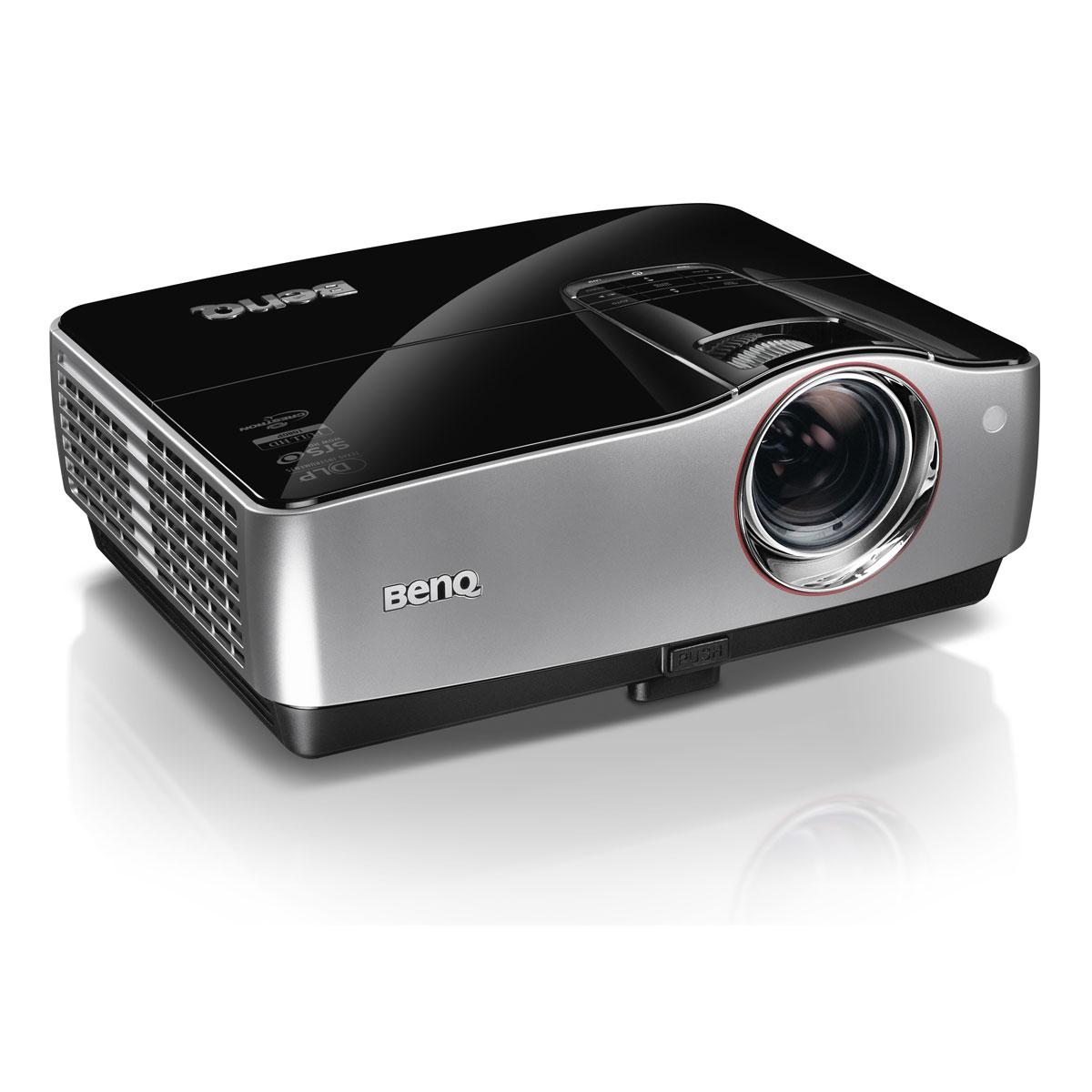 Vidéoprojecteur BenQ SH910 Vidéoprojecteur DLP Full HD 1080p 4000 Lumens (garantie lampe 1 an ou 2000 h)