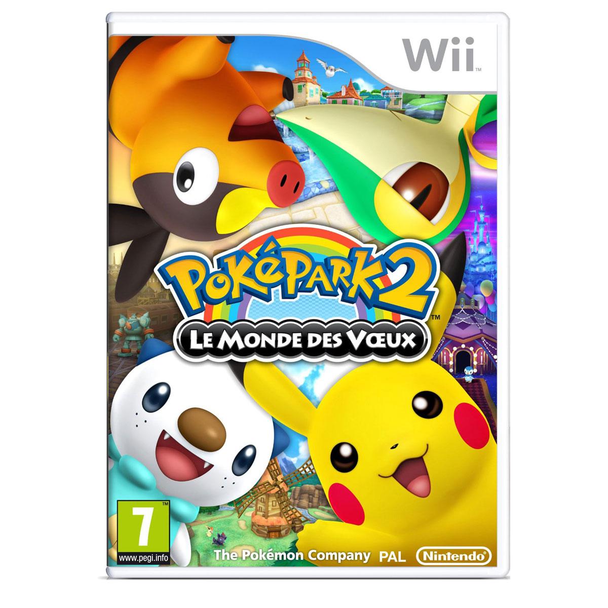LDLC.com PokePark 2 : Le Monde des Voeux (Wii) PokePark 2 : Le Monde des Voeux (Wii)