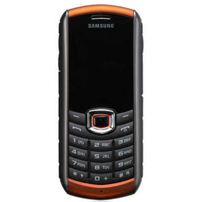 samsung b2710 orange mobile smartphone samsung sur ldlc. Black Bedroom Furniture Sets. Home Design Ideas