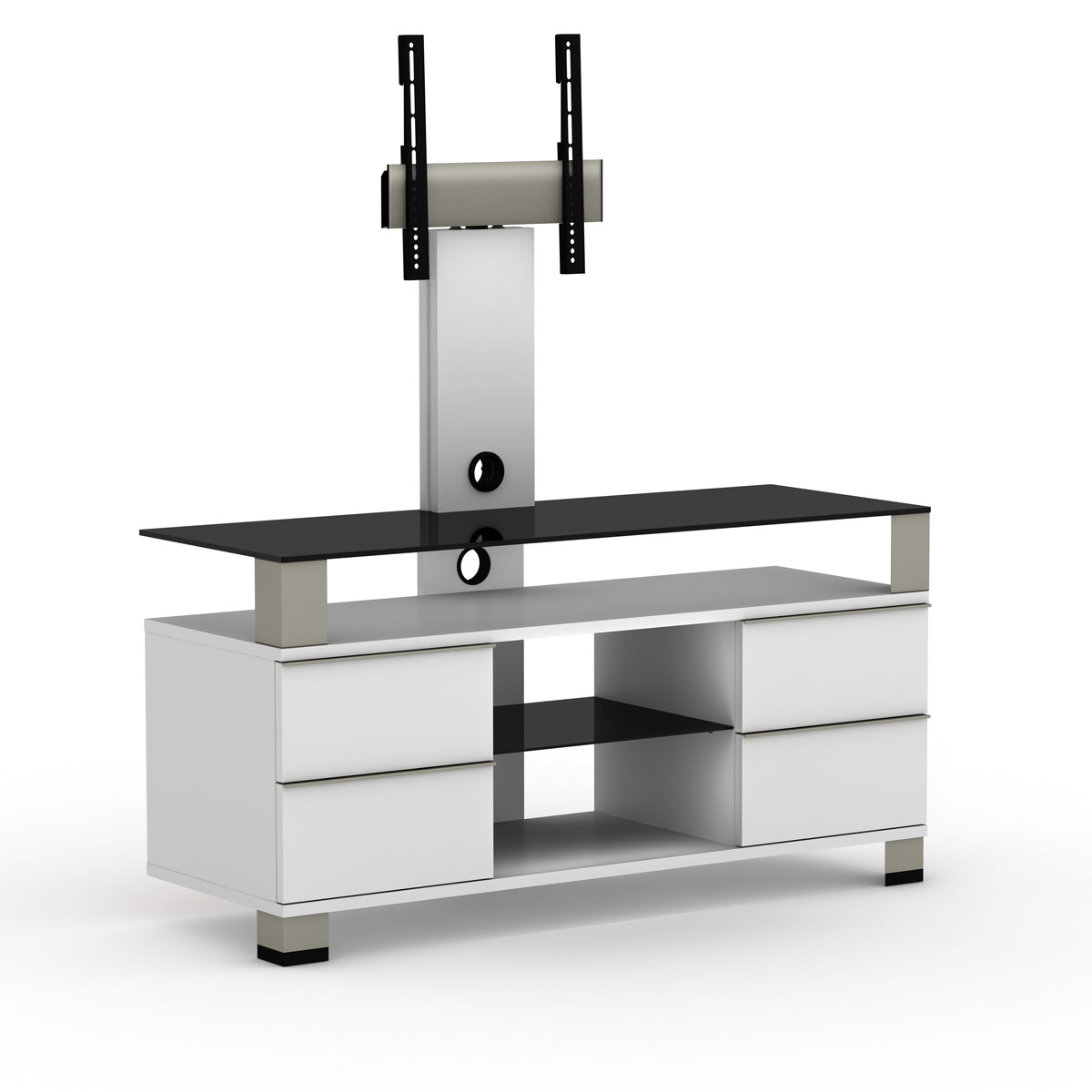 Meuble Tv Avec Support Ecran Orientable - Meuble Tv Avec Support Meuble D Angle Tv Blanc Maisonjoffrois[mjhdah]https://media.ldlc.com/ld/products/00/01/04/19/LD0001041928_2.jpg