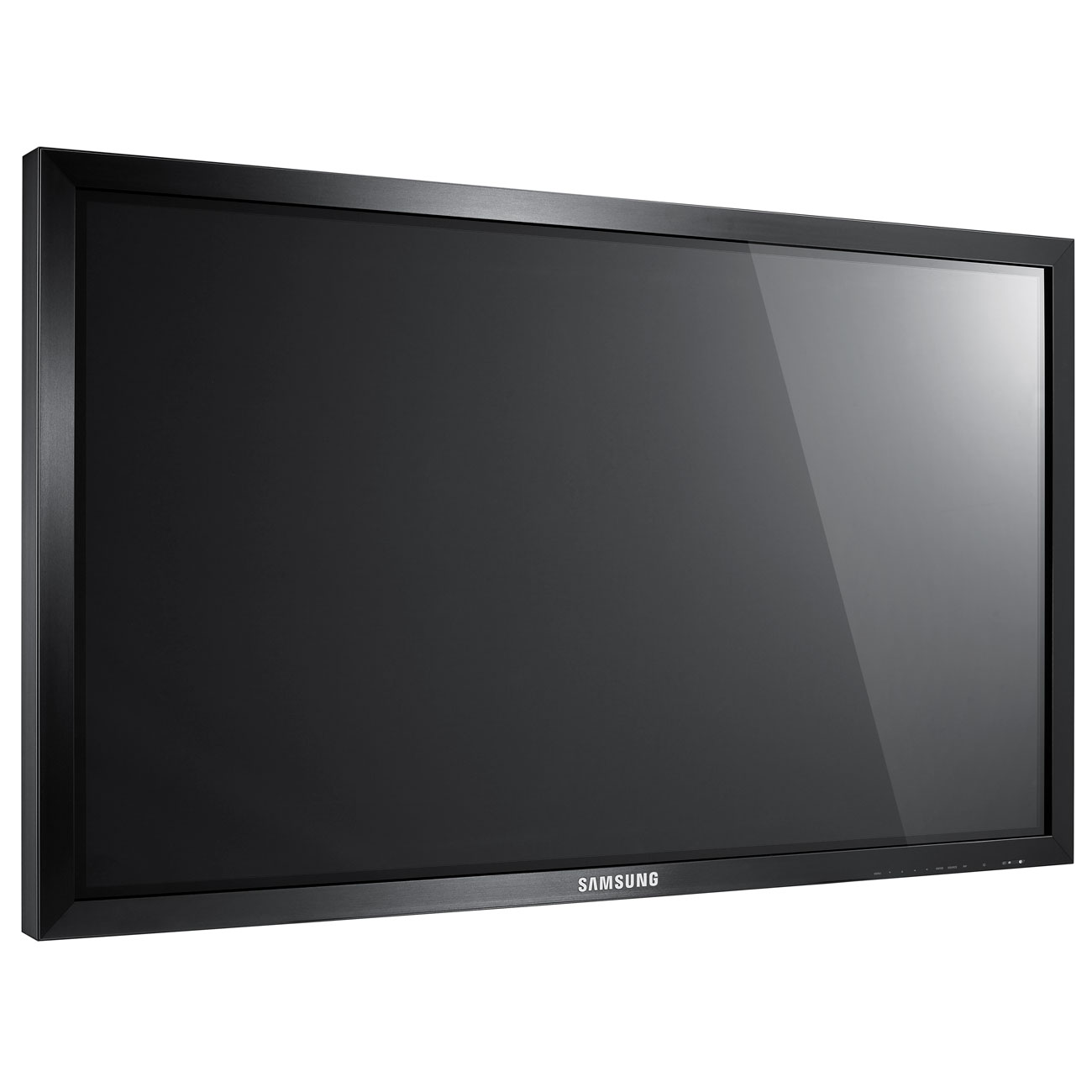 samsung 65 lcd tactile 650ts 2 lh65tcqmbc en achat vente ecran dynamique sur. Black Bedroom Furniture Sets. Home Design Ideas