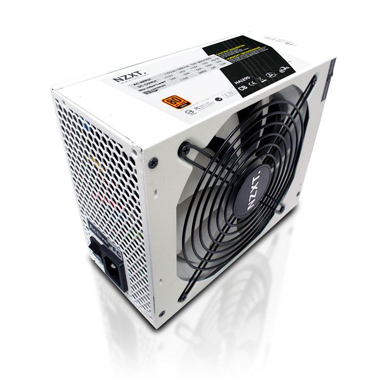 Alimentation PC NZXT HALE 90 Power 850W 80PLUS Gold Alimentation modulaire 850W ATX 12V 2.2/EPS 12V 2.92 (Garantie 5 ans par NZXT) - 80PLUS Gold