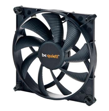 Ventilateur boîtier be quiet! Silent Wings 2 140mm Ventilateur de boîtier 140 mm (Garantie 3 ans constructeur)