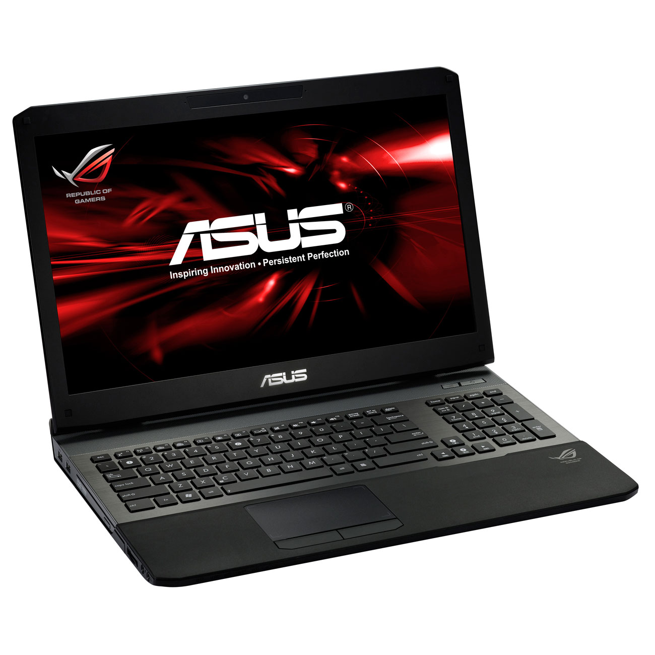 "PC portable ASUS G75VX-T4193H Intel Core i7-3630QM 8 Go SSD 256 Go + HDD 750 Go 17.3"" LED NVIDIA GeForce GTX 670MX Graveur DVD Wi-Fi N/Bluetooth Webcam Windows 8 64 bits (garantie constructeur 2 ans)"