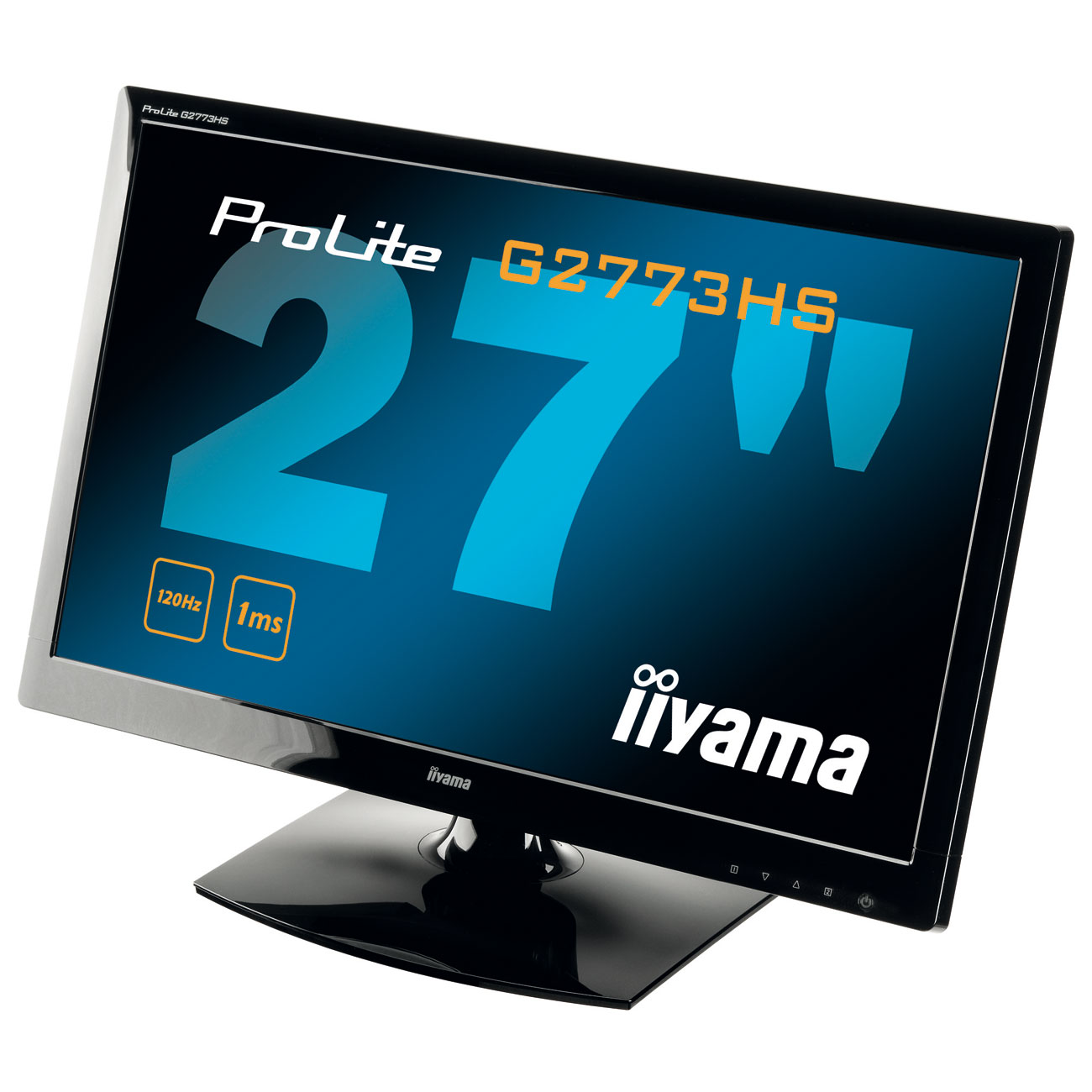 iiyama 27 led prolite g2773hs ecran pc iiyama sur ldlc. Black Bedroom Furniture Sets. Home Design Ideas