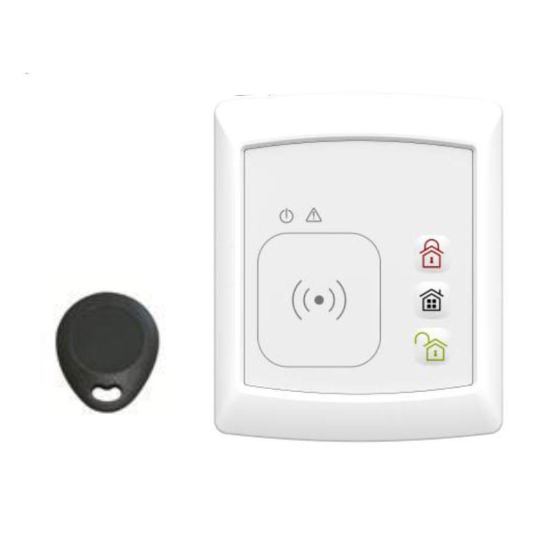 Myfox clavier ext rieur avec un badge accessoires myfox sur ldlc - Myfox home control ...