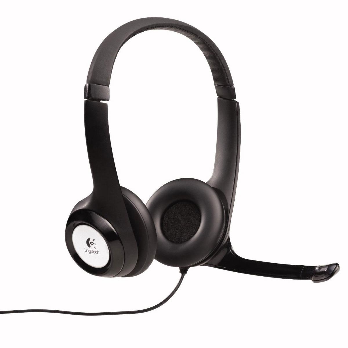 logitech usb headset h390 micro casque logitech sur ldlc. Black Bedroom Furniture Sets. Home Design Ideas