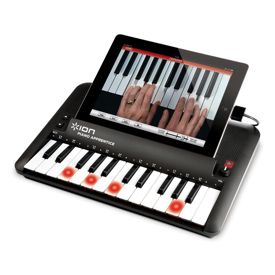 игра на пианино для начинающих видео