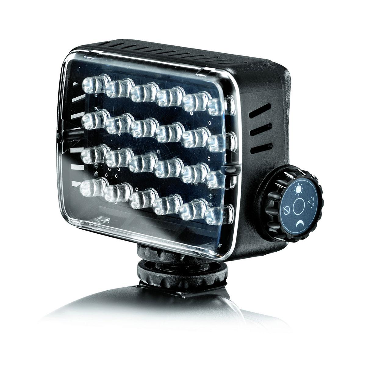 Flash appareil photo Manfrotto ML240 Torche LED compacte (24 LED)