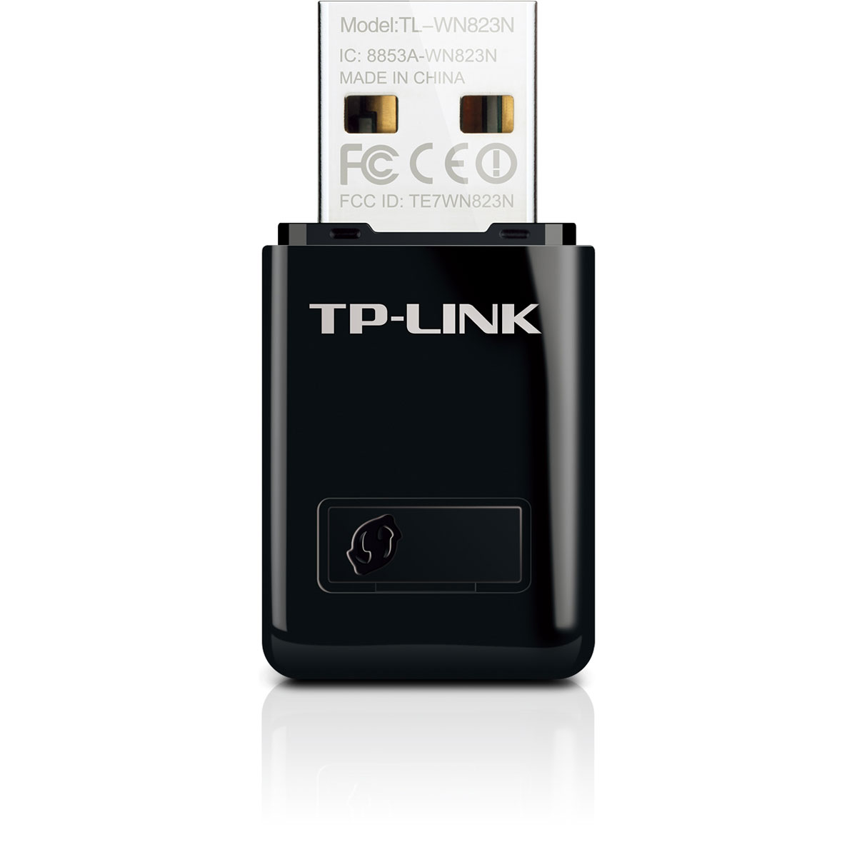Carte réseau TP-LINK TL-WN823N mini Clé USB WiFi N 300 Mbps