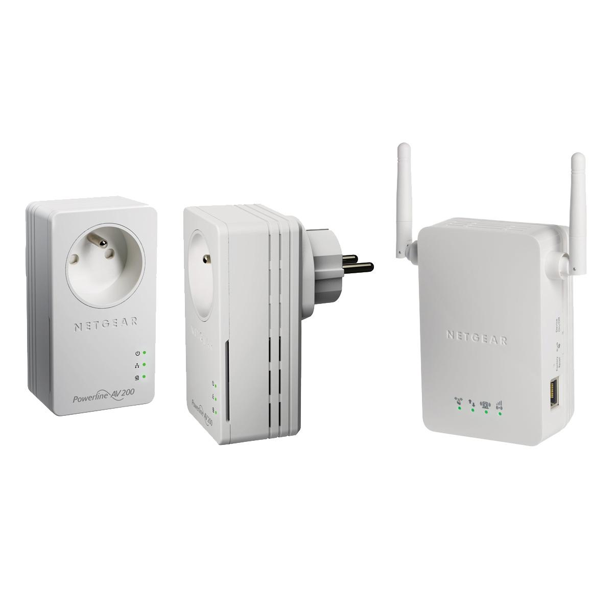 Netgear xavb1601 wn3000rp xavb1601 wn3000rp achat - Prise electrique wifi ...
