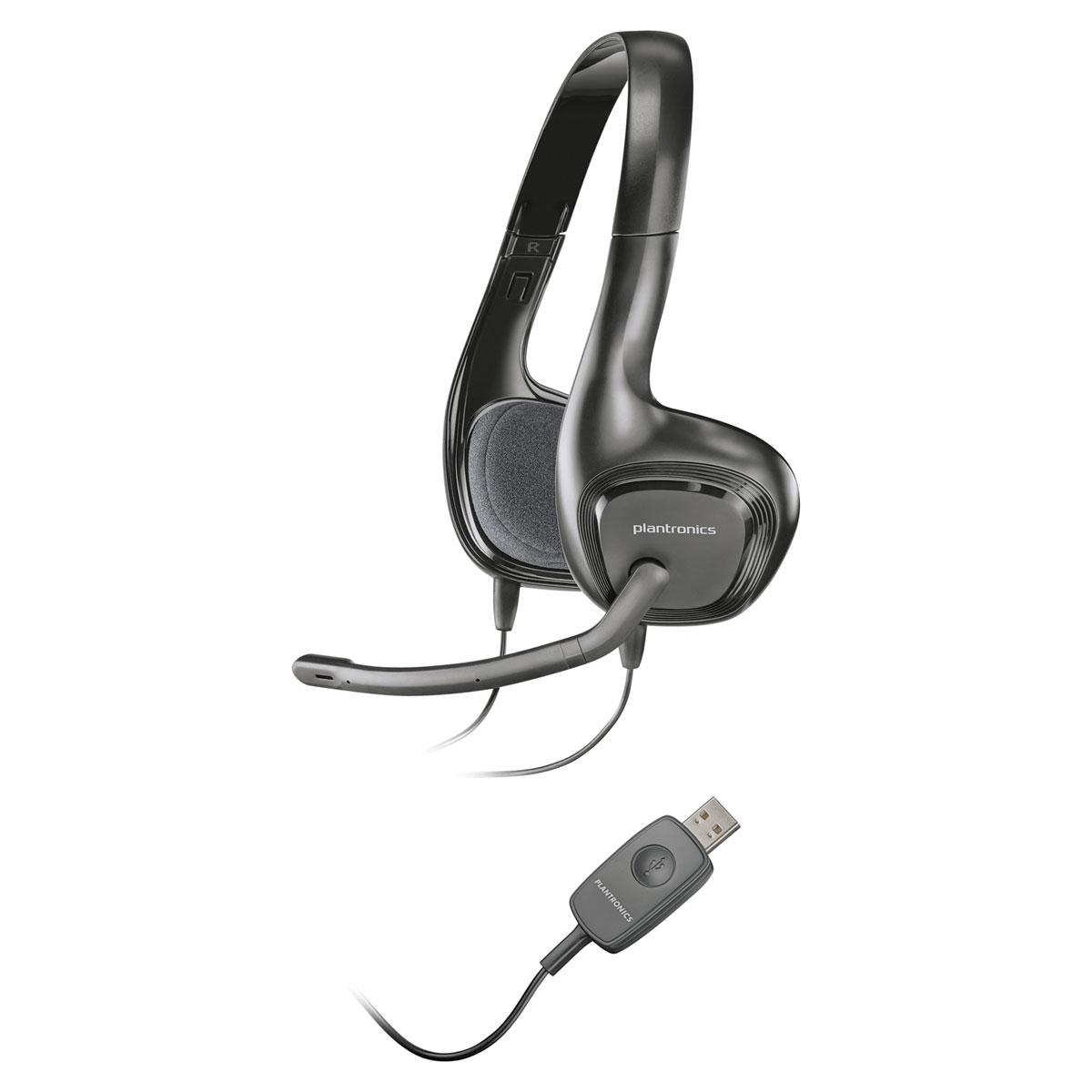plantronics audio 622 micro casque plantronics sur ldlc. Black Bedroom Furniture Sets. Home Design Ideas