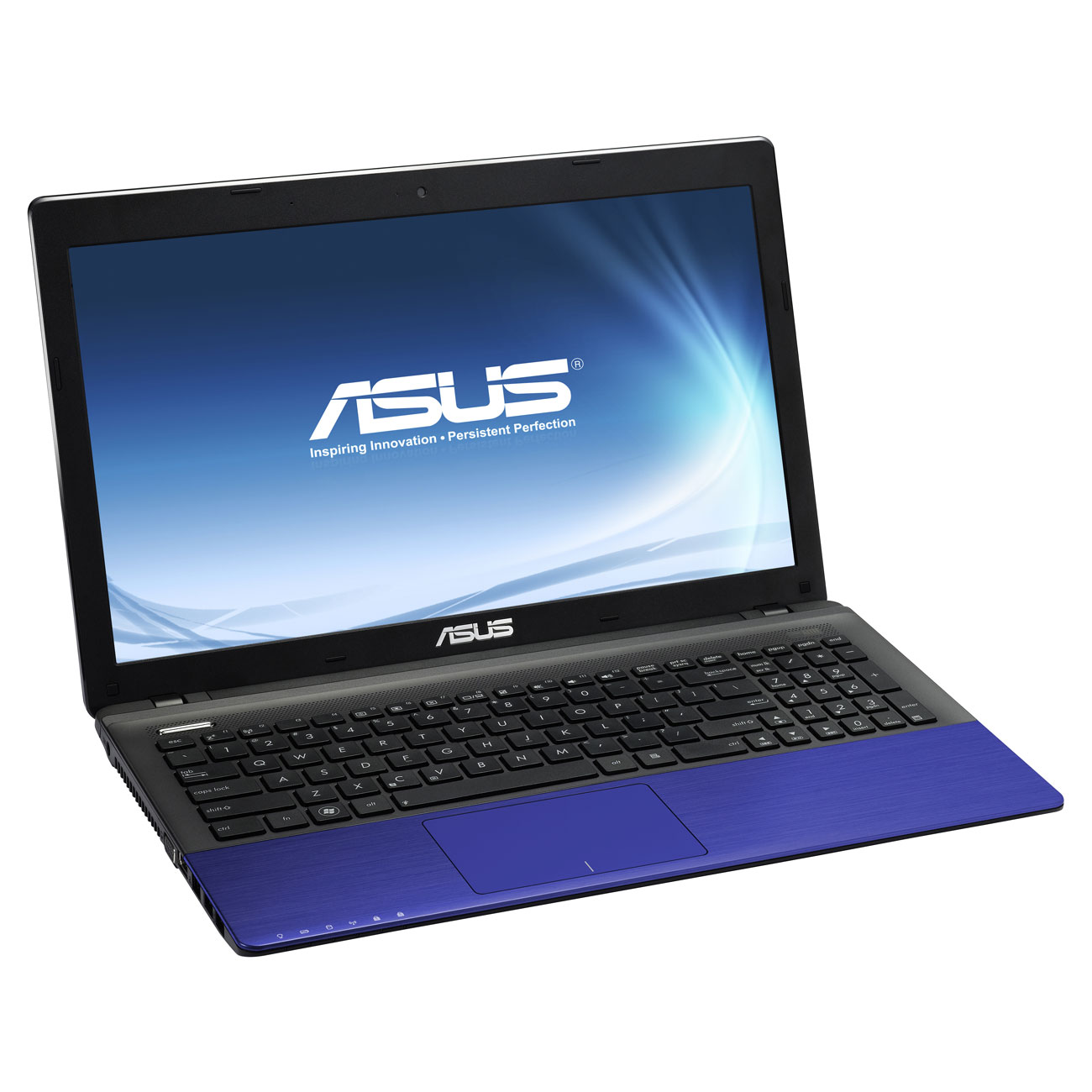 "PC portable ASUS K55VD-SX226H Bleu Intel Core i3-3110M 4 Go 750 Go 15.6"" LED NVIDIA GeForce GT 610M Graveur DVD Wi-Fi N/BT Webcam Windows 8 64 bits (garantie constructeur 2 ans)"