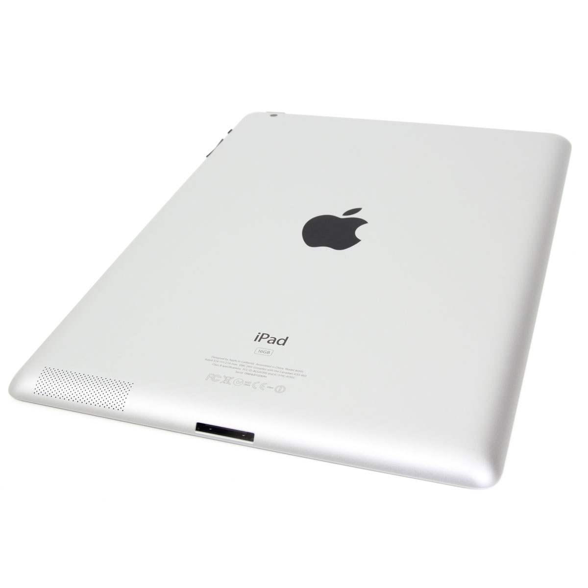 apple ipad 2 wi fi 16 go blanc tablette tactile apple. Black Bedroom Furniture Sets. Home Design Ideas