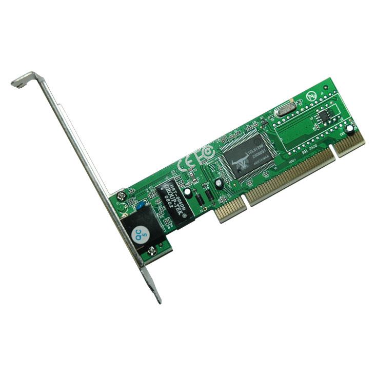 Carte réseau Tenda L8139D Carte réseau PCI 10/100 Mbps