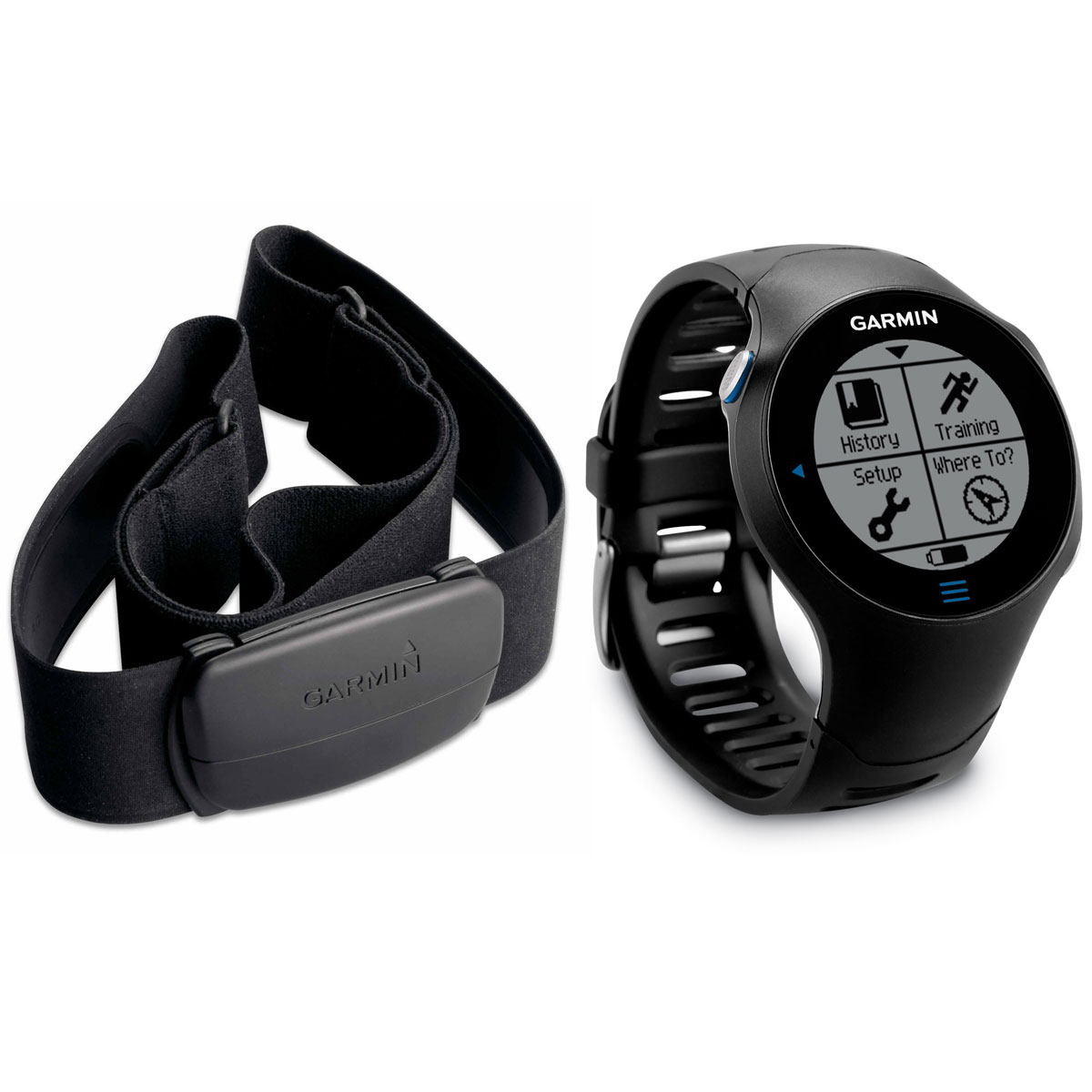garmin forerunner 610 hrm montre running garmin sur ldlc. Black Bedroom Furniture Sets. Home Design Ideas