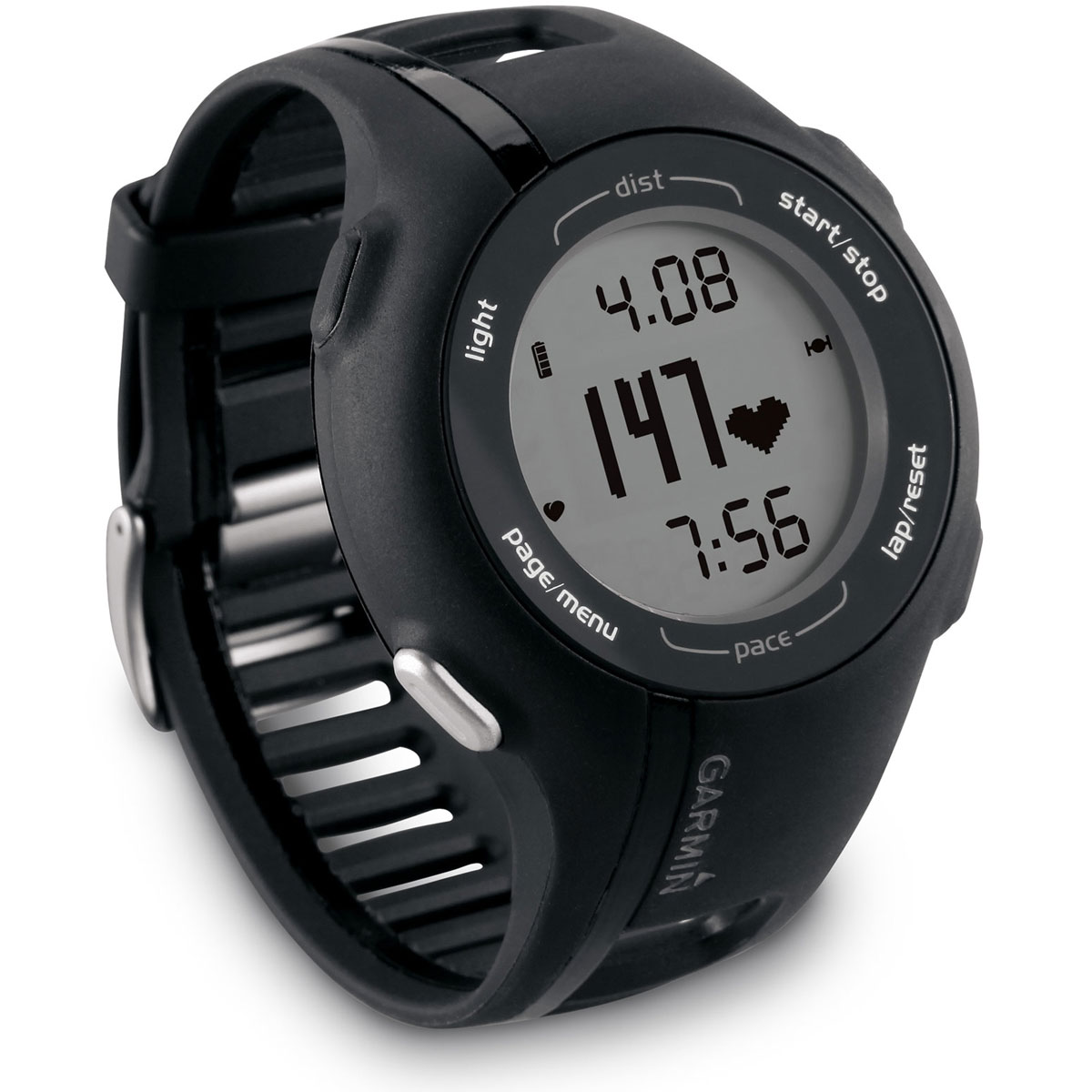 garmin forerunner 210 montre running garmin sur ldlc. Black Bedroom Furniture Sets. Home Design Ideas