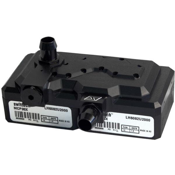 Watercooling Swiftech MCP35x2 Noir Pompe à double moteur pour watercooling (948 L/H)