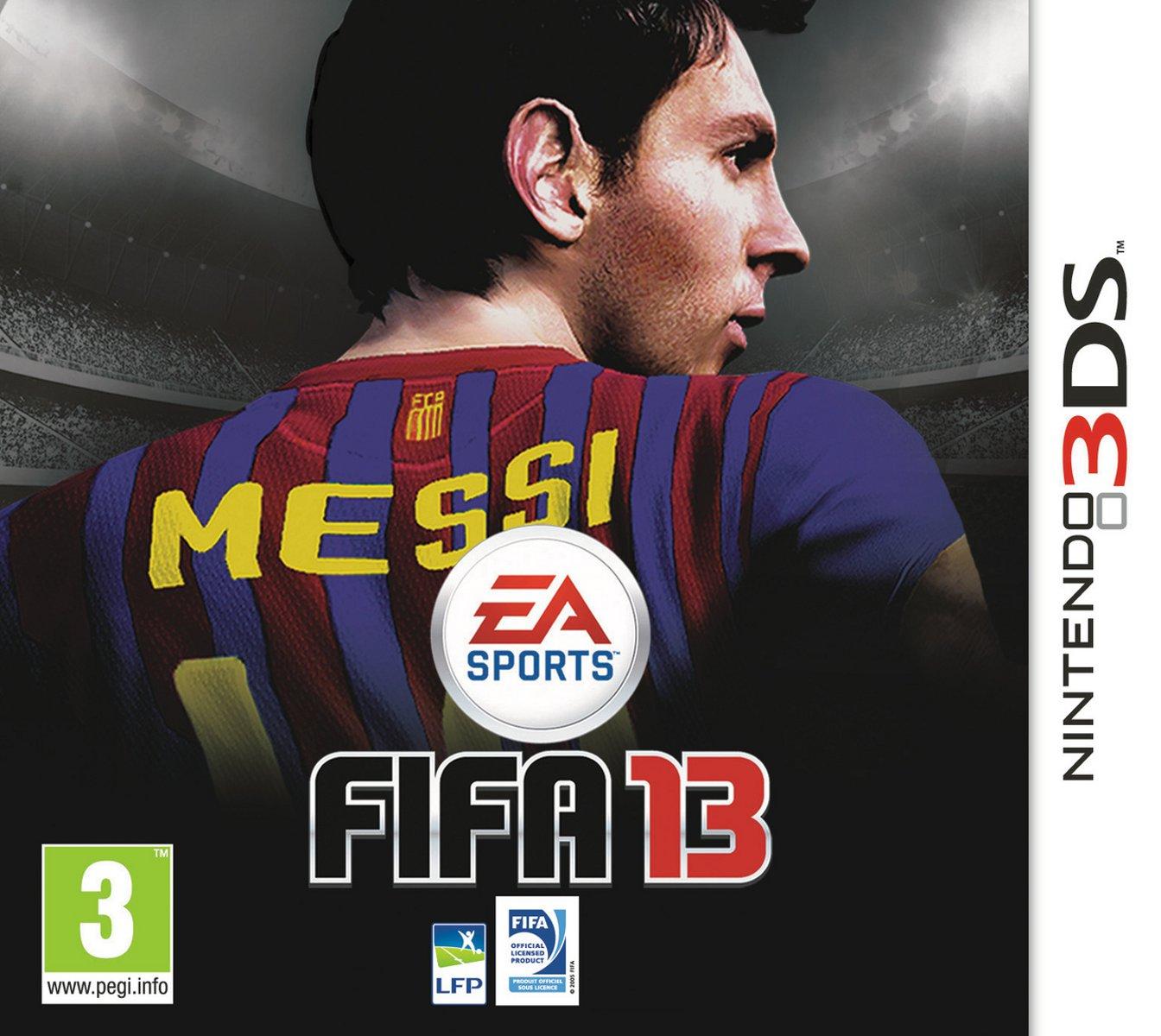 Jeux Nintendo 3DS Fifa 13 (Nintendo 3DS) Fifa 13 (Nintendo 3DS)