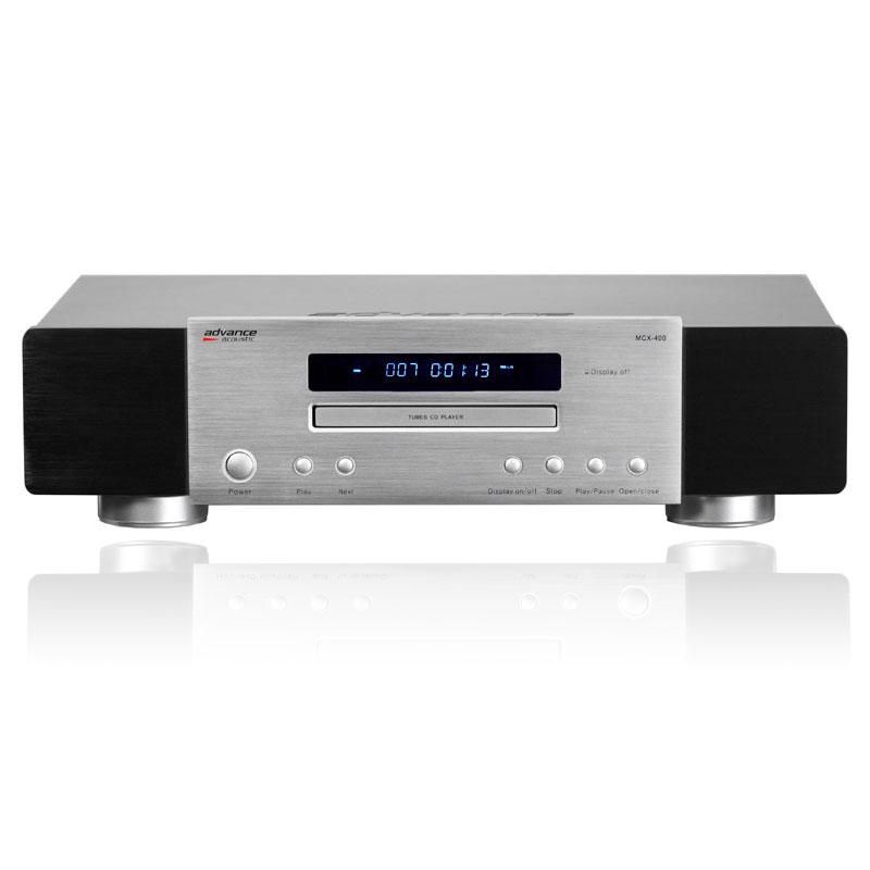 Platine CD Advance Acoustic MCX 400 (BS) Lecteur de CD + Télécommande