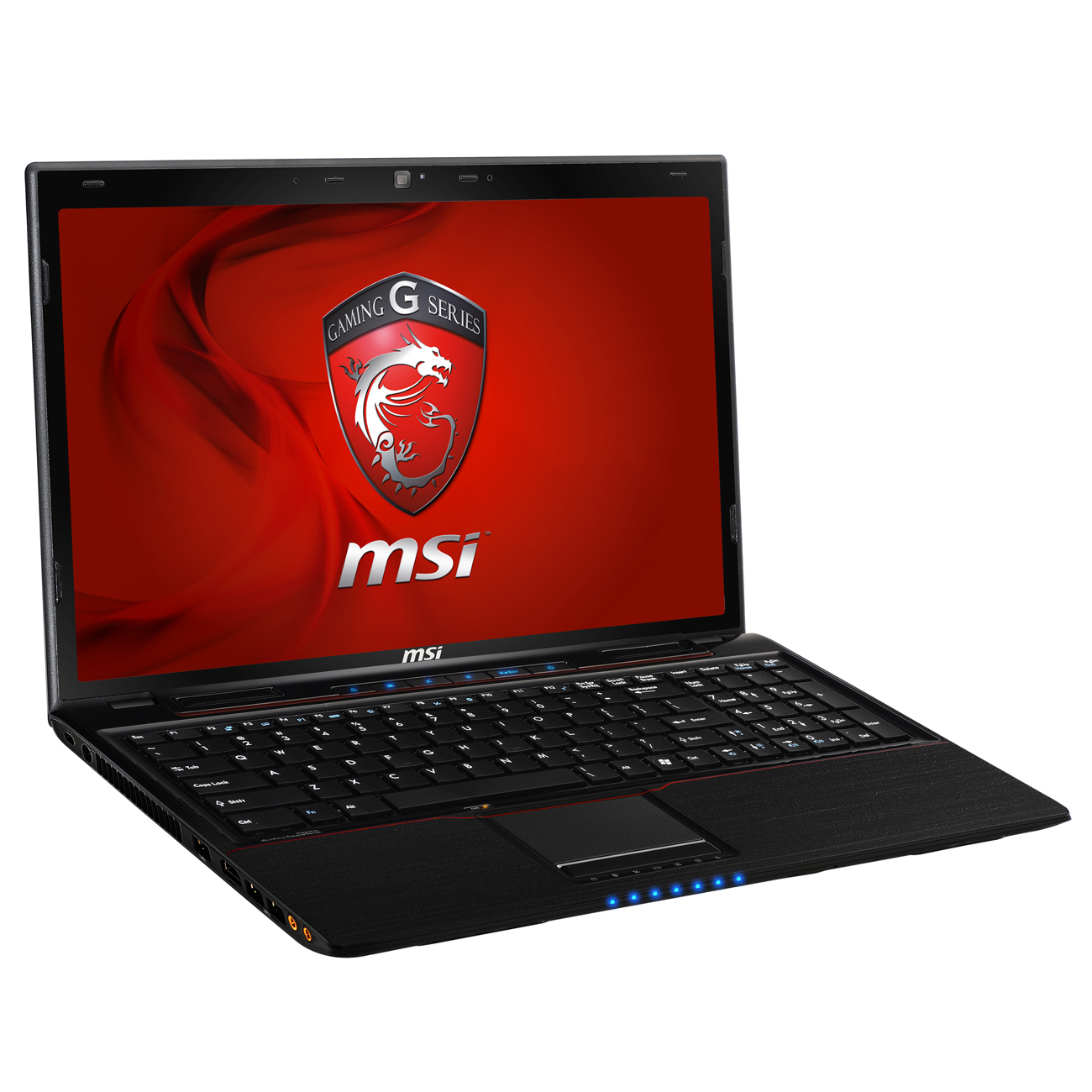 "PC portable MSI GE60 0ND-265FR Intel Core i5-3210M 4 Go 750 Go 15.6"" LED NVIDIA GeForce GTX 660M Graveur DVD Wi-Fi N/Bluetooth Webcam Windows 8 (garantie constructeur 2 ans)"