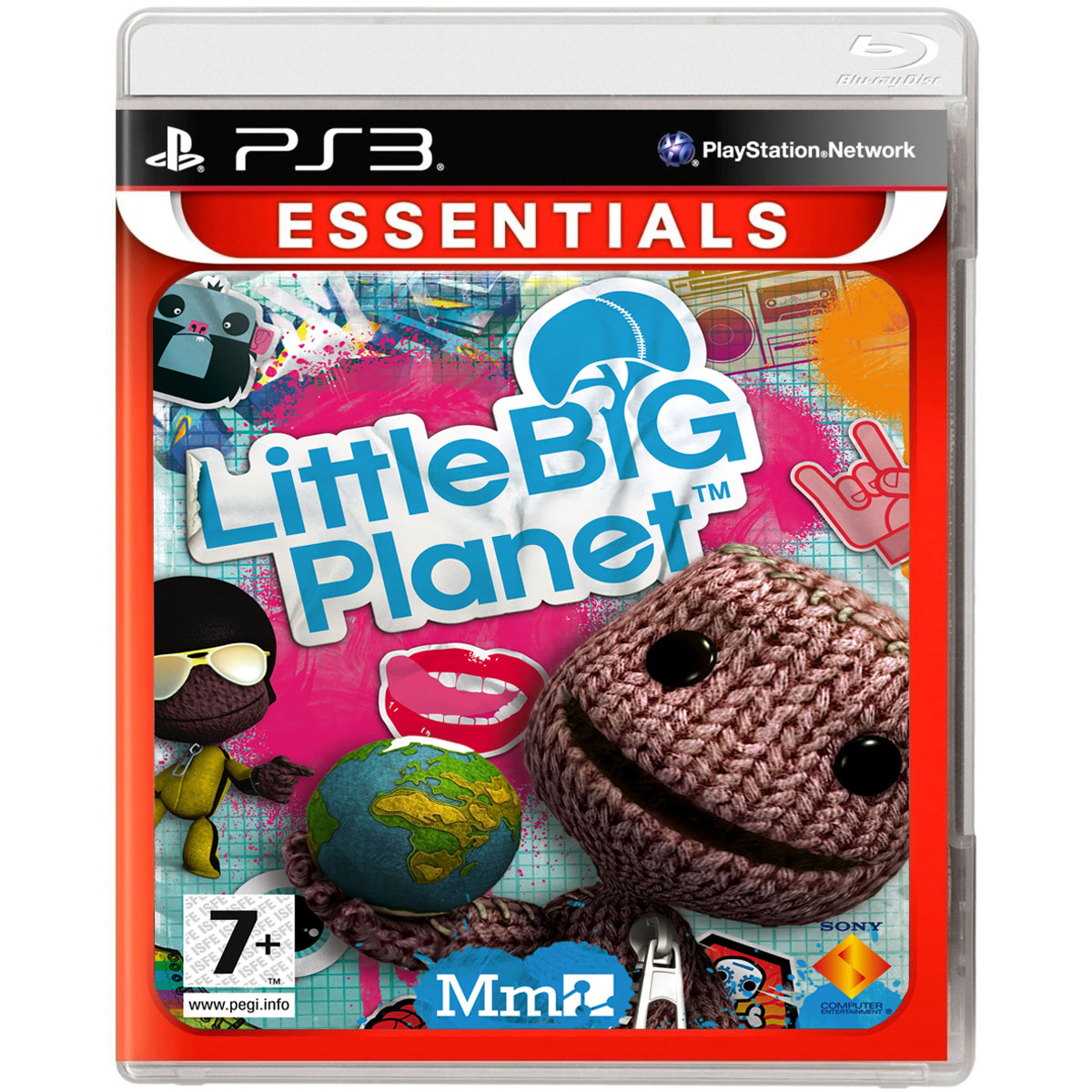 LDLC.com Little Big Planet  - Collection Essentials (PS3) Little Big Planet  - Collection Essentials (PS3)