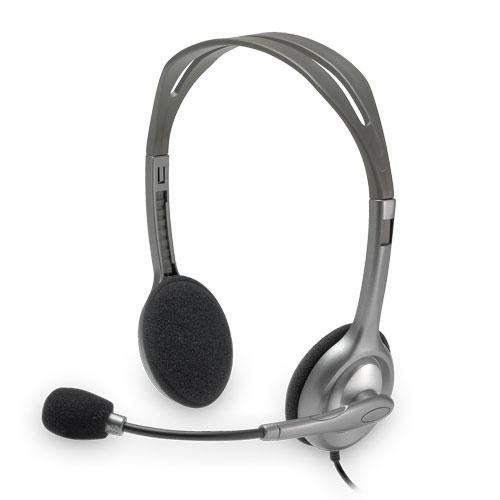 Micro-casque Logitech H110 Casque-micro