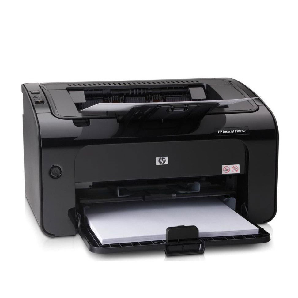 hp laserjet pro p1102w ce658a b19 achat vente imprimante laser sur. Black Bedroom Furniture Sets. Home Design Ideas