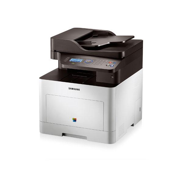 Imprimante multifonction Samsung CLX-6260ND Imprimante Multifonction laser couleur 3-en-1 (USB 2.0/Ethernet)