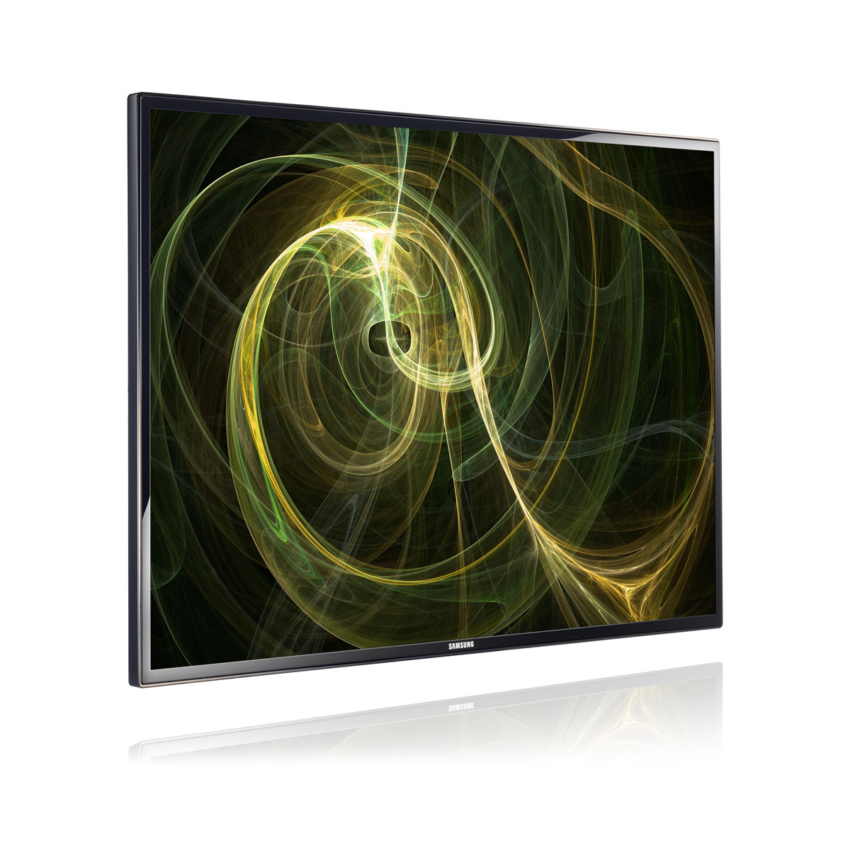 "Ecran dynamique Samsung 46"" LED ME46B 1920 x 1080 pixels - 350 cd/m² - 8 ms - HDMI - DisplayPort - Noir"