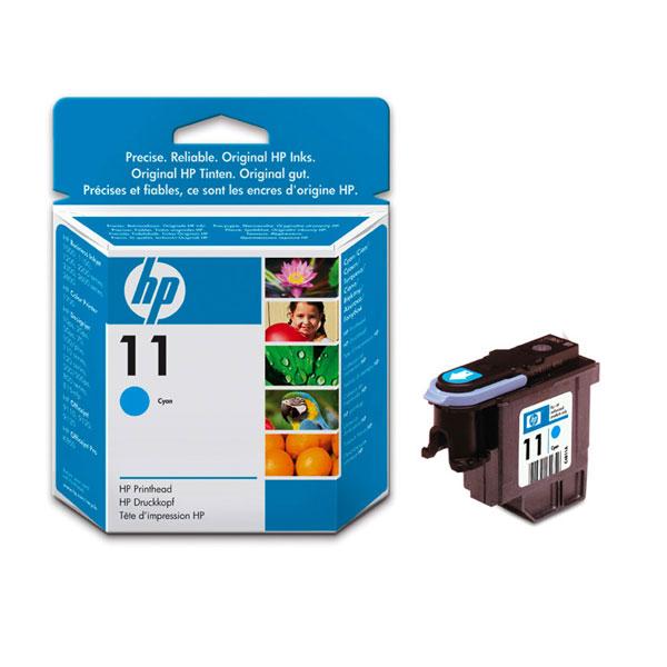 Cartouche imprimante HP 11 - C4811A Tête d'impression cyan