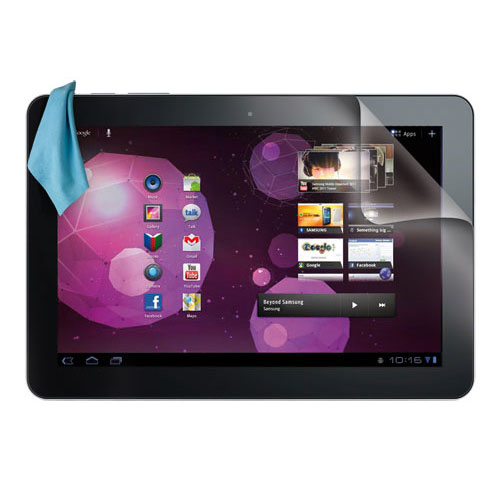 Trust screen protector pour samsung galaxy tab 8 9 accessoires tablette trust sur ldlc - Pack office tablette samsung ...