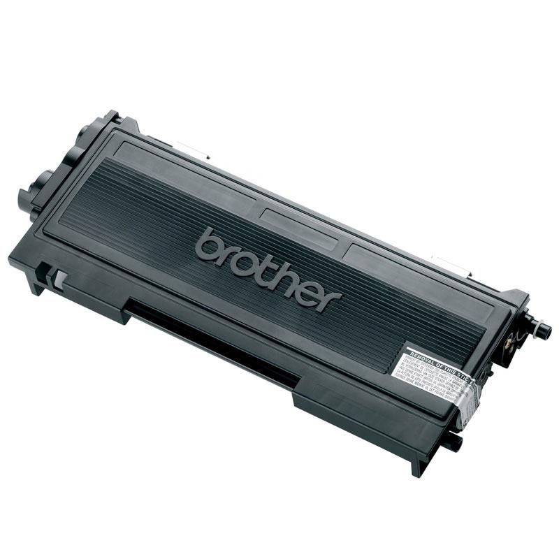 Toner imprimante Brother TN-2000 Toner Noir (2 500 pages à 5%)