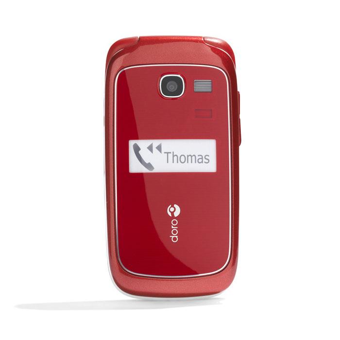 doro phoneeasy 615gsm rouge 5888 achat vente mobile smartphone sur. Black Bedroom Furniture Sets. Home Design Ideas