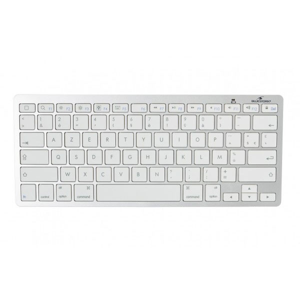 Clavier PC Bluestork BS-KB-MICRO/BT Clavier compact Bluetooth (AZERTY, Français)