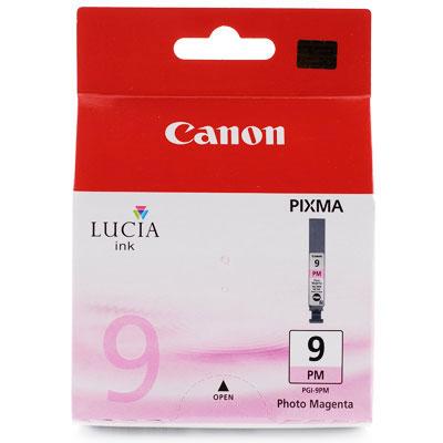 Cartouche imprimante Canon PGI-9PM Cartouche d'encre magenta photo