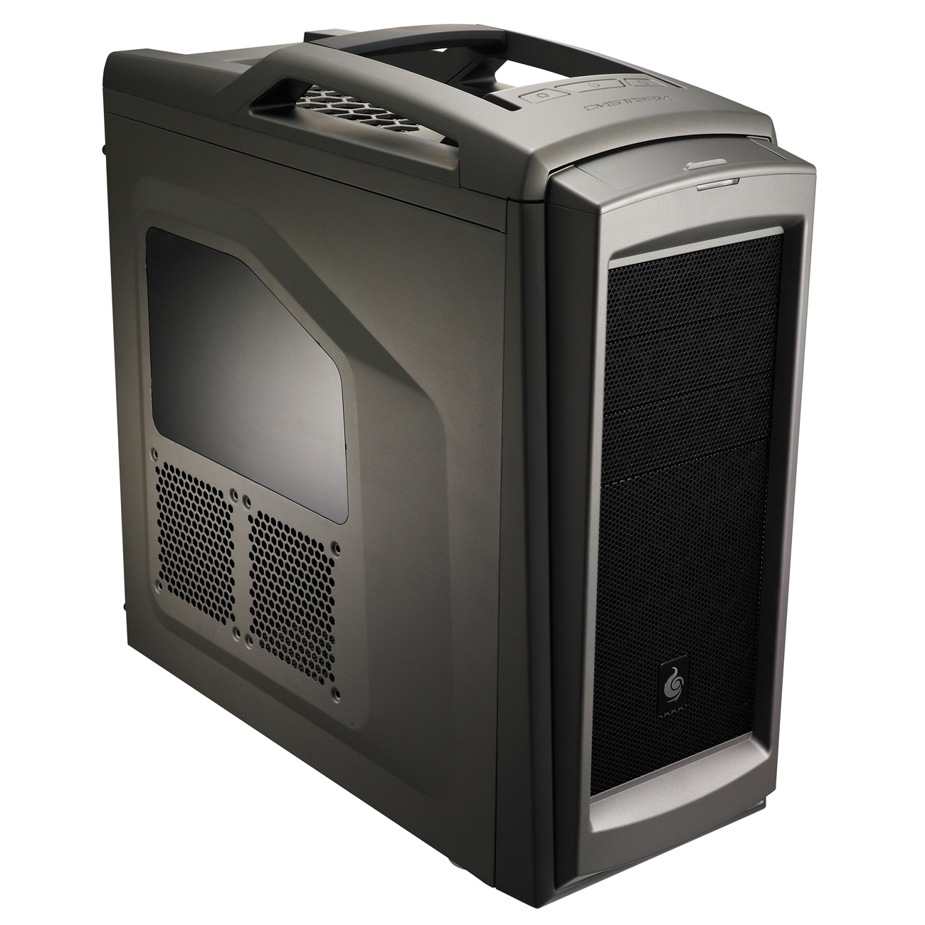 cooler master storm scout 2 gris sgc 2100 gwn1 achat vente bo tier pc sur. Black Bedroom Furniture Sets. Home Design Ideas