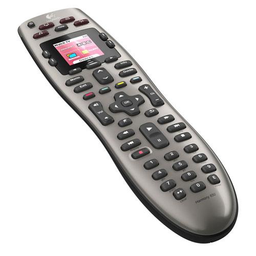 Télécommande Logitech Harmony 650 Remote Télécommande universelle - 8 appareils supportés