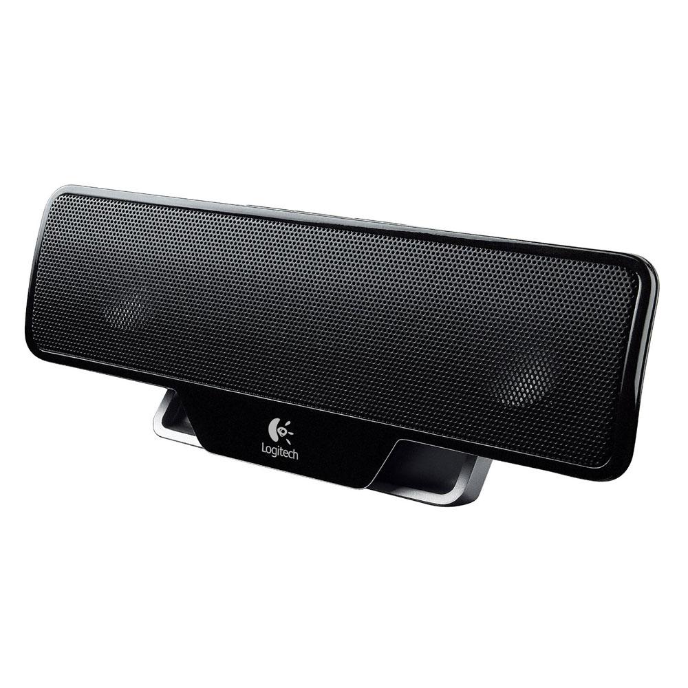 logitech laptop speaker z205 984 000157 achat vente. Black Bedroom Furniture Sets. Home Design Ideas