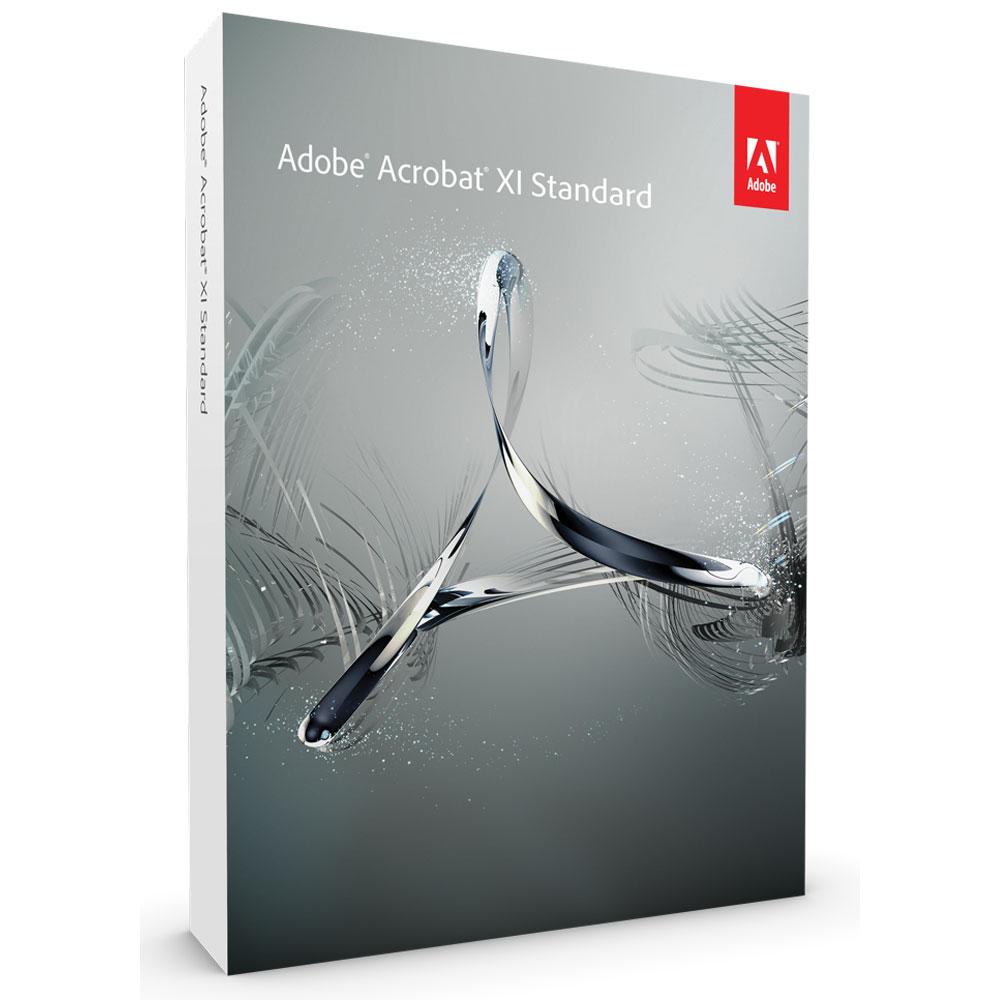 adobe reader xi standard