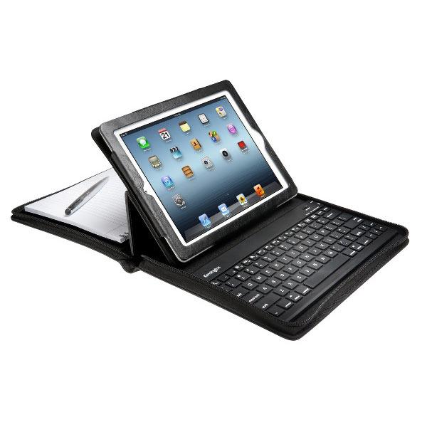 Kensington keyfolio executive k39695fr achat vente - Bureau avec tablette pour clavier ...
