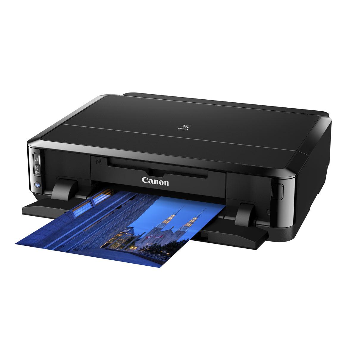 Imprimante jet d'encre Canon PIXMA iP7250 Imprimante jet d'encre (USB 2.0/Wi-Fi)