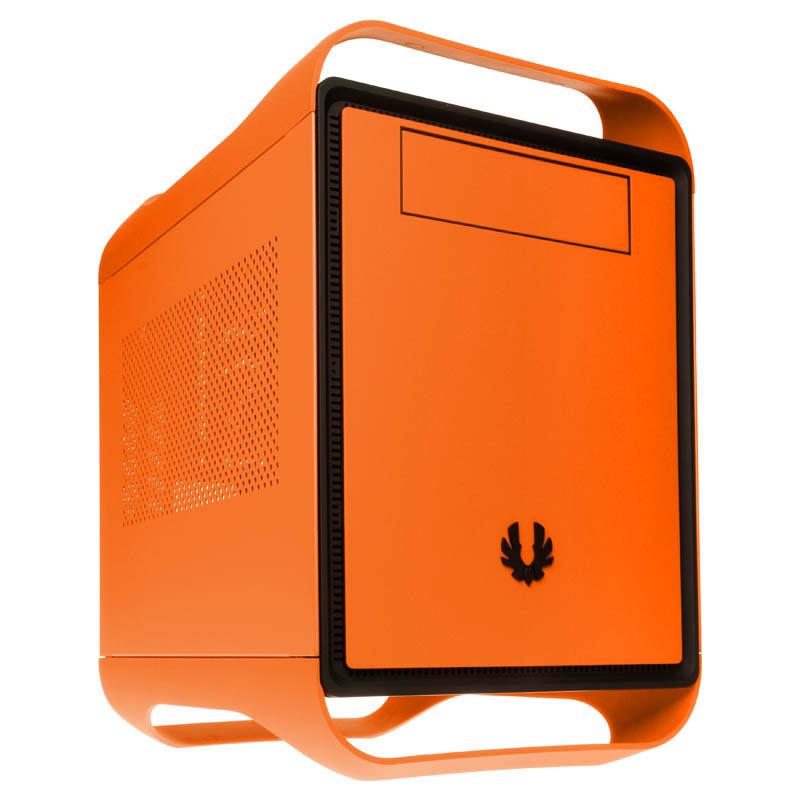 Boîtier PC BitFenix Prodigy (orange) Boitier Mini ITX